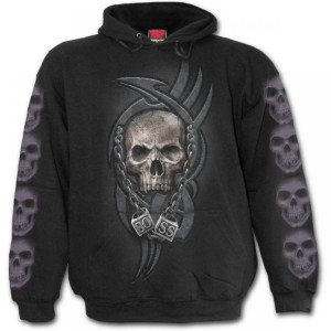 Балахон BOSS REAPER - Hoody Black - Изображение