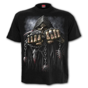 Футболка GAME OVER - T-Shirt Black - Изображение