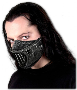 Защитная маска EVIL - Premium Cotton Fashion Mask with Adjuster - Изображение 2