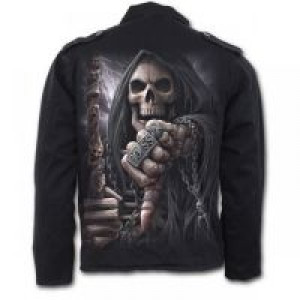 Жакет BOSS REAPER - Military Lined Jacket with Hidden Hood - Изображение 1