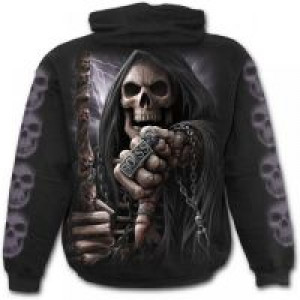 Балахон BOSS REAPER - Hoody Black - Изображение 1