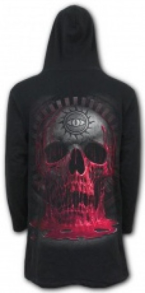 Толстовка BLEEDING SOULS - Occult Hooded Cardigan - Изображение 1
