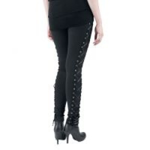Леггинсы CORSET LEGGINGS LADIES BLACK - Изображение 6