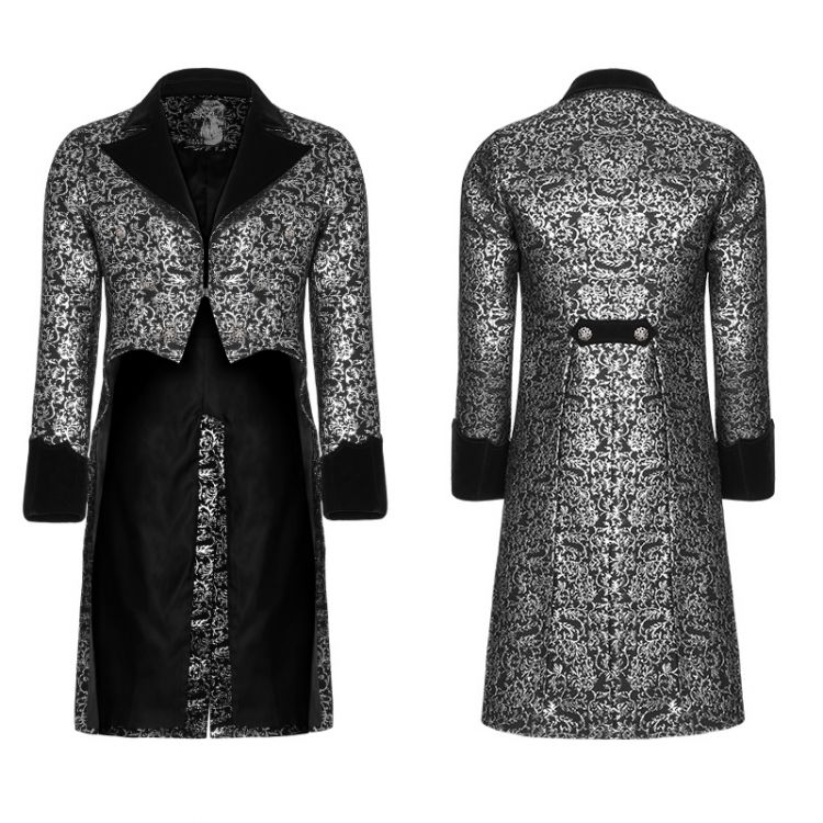 Пальто Gothic Dress with Swallow Tail Coat - Изображение