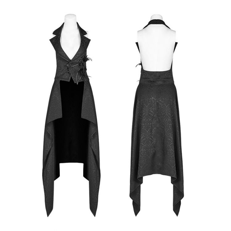 Жилет Gothic Detachable Vest - Изображение