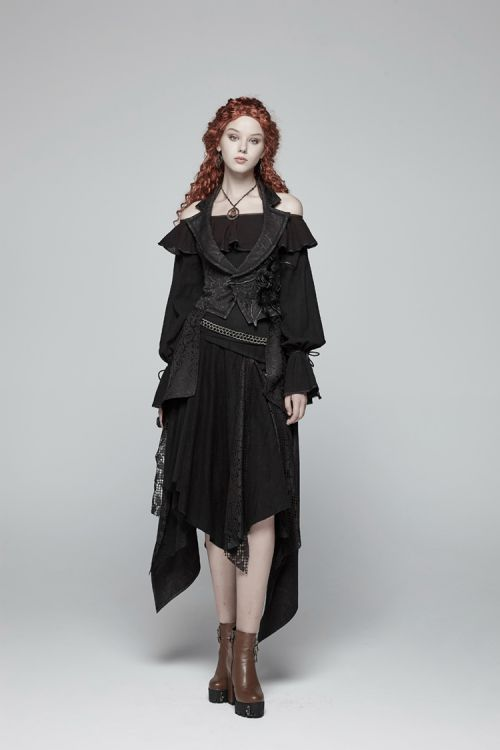 Жилет Gothic Detachable Vest - Изображение 5
