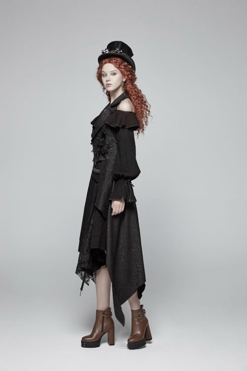Жилет Gothic Detachable Vest - Изображение 6