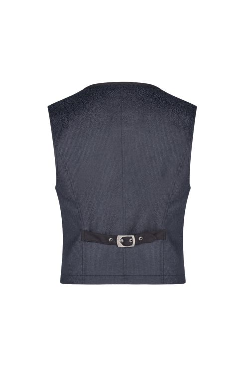 Жилет Gentleman Punk Simple Vest - Изображение 2