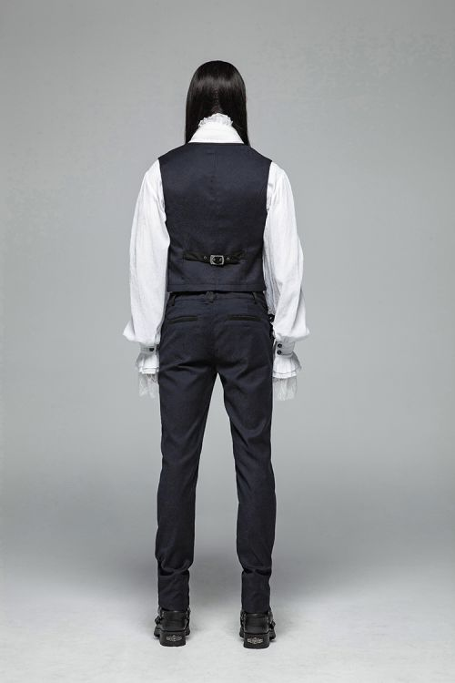 Жилет Gentleman Punk Simple Vest - Изображение 6