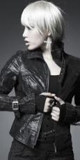 Пальто, жакеты, готическая косметика, быстро смывающаяся краска для волос