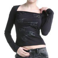 Рубашки, блузки, белая прядь волос, интернет магазин косметики