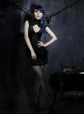 Платья, американская краска для волос, мерцающая пудра