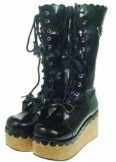 Ботинки, обувь на платформе или на тяжелом каблуке, купить тушь, интернет магазин косметики