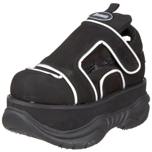 Ботинки На Платформе Мужские