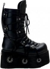 Ботинки, обувь на платформе или на тяжелом каблуке, распродажа мужской обуви, натуральная обувь