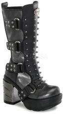 Ботинки, обувь на платформе или на тяжелом каблуке, недорогая женская обувь, обувь funtasma в москве