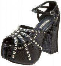 Туфли, полуботинки, сандали, обувь 46 размера, эмо обувь
