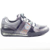 Полуспортивные туфли, ботинки, готический макияж, накладные пряди