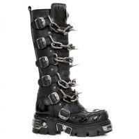 Сапоги и ботинки на платформе / тяжелом каблуке, компактная пудра, готическая пудра