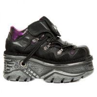 Сапоги и ботинки на платформе / тяжелом каблуке, ванильная пудра, медная пудра