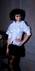 Рубашки, блузки, накладные пряди из натуральных волос, компактная пудра