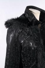 Пальто, жакеты, брови, мерцающая пудра