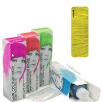 Окрашивание волос, зеленая губная помада, быстро смывающаяся краска для волос