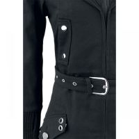 Пальто TWILIGHT COAT LADIES BLACK - Изображение 3