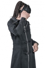 NE09018 Men's Highwayman Full Length Coat - Nessesary Evil